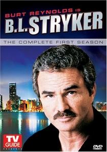 B.L. Stryker (1ª Temporada) - Poster / Capa / Cartaz - Oficial 1