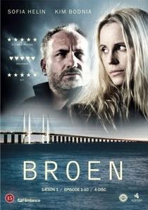The Bridge (1ª Temporada) - Poster / Capa / Cartaz - Oficial 1