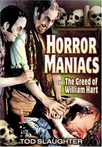 O Maquiavélico William Hart - Poster / Capa / Cartaz - Oficial 2