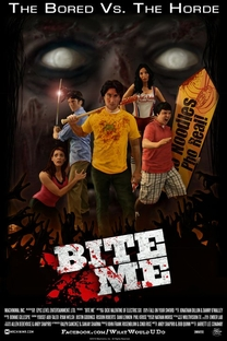 Bite Me (2ª Temporada) - Poster / Capa / Cartaz - Oficial 1