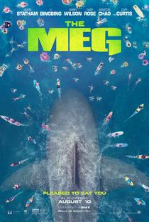 Megatubarão - Poster / Capa / Cartaz - Oficial 1
