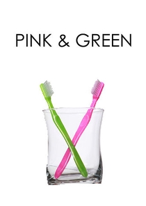 Pink & Green - Poster / Capa / Cartaz - Oficial 1