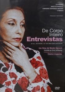 De Corpo Inteiro - Entrevistas - Poster / Capa / Cartaz - Oficial 1