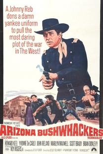 Pistoleiros do Arizona - Poster / Capa / Cartaz - Oficial 1
