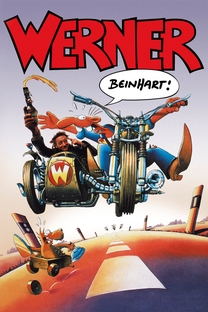 Werner - Beinhart! - Poster / Capa / Cartaz - Oficial 1