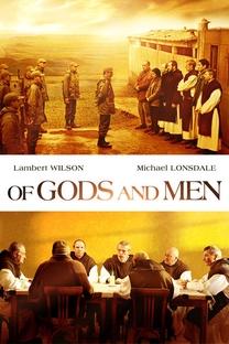 Homens e Deuses - Poster / Capa / Cartaz - Oficial 4