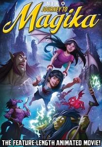 Niko: Journey to Magika - Poster / Capa / Cartaz - Oficial 1