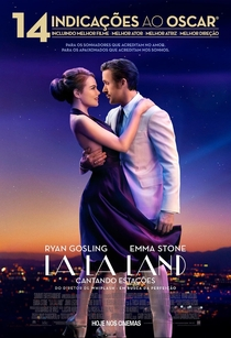 La La Land: Cantando Estações - Poster / Capa / Cartaz - Oficial 10