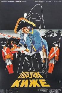 O Tenente Quetange - Poster / Capa / Cartaz - Oficial 1