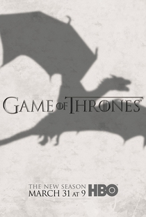 Game of Thrones (3ª Temporada) - Poster / Capa / Cartaz - Oficial 1