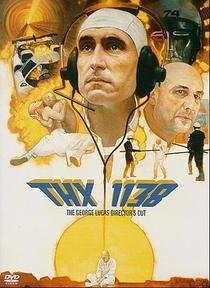 THX 1138 - Poster / Capa / Cartaz - Oficial 4