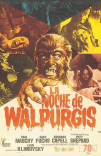A Noite do Walpurgis - Poster / Capa / Cartaz - Oficial 1