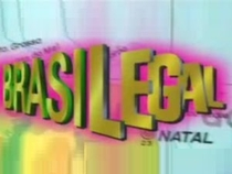 Brasil Legal - Poster / Capa / Cartaz - Oficial 1