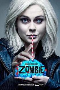iZombie (3ª Temporada) - Poster / Capa / Cartaz - Oficial 1