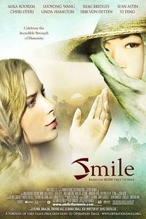 A Força de Um Sorriso - Poster / Capa / Cartaz - Oficial 1