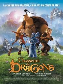 Caçadores de Dragões - Poster / Capa / Cartaz - Oficial 2