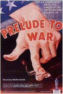 Prelúdio de uma Guerra - Poster / Capa / Cartaz - Oficial 1