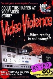 Video Violence - Poster / Capa / Cartaz - Oficial 1