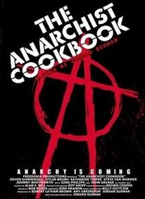 O Livro de Receita Anarquista - Poster / Capa / Cartaz - Oficial 4