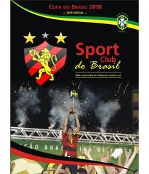Sport Club do Brasil - Copa do Brasil 2008 - Poster / Capa / Cartaz - Oficial 1