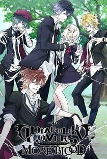 Diabolik Lovers (2ª Temporada) - Poster / Capa / Cartaz - Oficial 1