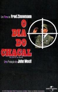 O Dia do Chacal - Poster / Capa / Cartaz - Oficial 2