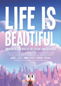 A vida é bela - Poster / Capa / Cartaz - Oficial 1