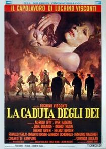 Os Deuses Malditos - Poster / Capa / Cartaz - Oficial 2