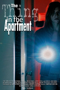 The Thing in the Apartment - Poster / Capa / Cartaz - Oficial 1