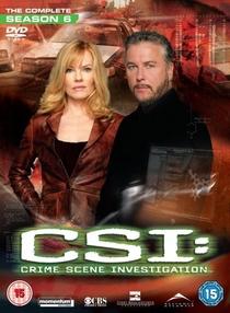 CSI: Investigação Criminal (6ª Temporada) - Poster / Capa / Cartaz - Oficial 1