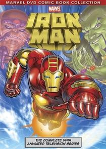 Homem de Ferro: A Série Animada (1ª Temporada) - Poster / Capa / Cartaz - Oficial 1