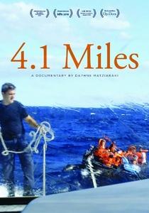 4.1 Miles - Poster / Capa / Cartaz - Oficial 3