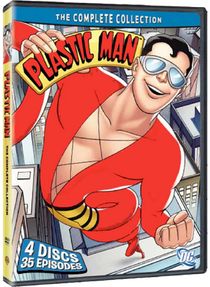 O Homem Elástico - Poster / Capa / Cartaz - Oficial 2