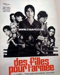 Mulheres no Front - Poster / Capa / Cartaz - Oficial 3