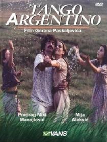 Tango Argentino - Poster / Capa / Cartaz - Oficial 1
