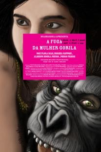 A Fuga da Mulher Gorila - Poster / Capa / Cartaz - Oficial 1