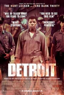 Detroit em Rebelião - Poster / Capa / Cartaz - Oficial 7
