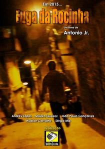 Fuga da Rocinha - Poster / Capa / Cartaz - Oficial 2