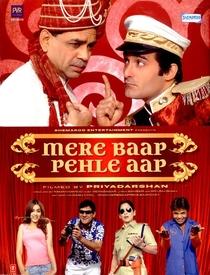 Mere Baap Pehle Aap - Poster / Capa / Cartaz - Oficial 2