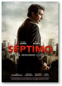 Sétimo - Poster / Capa / Cartaz - Oficial 2