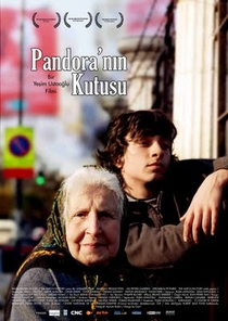 A Caixa de Pandora - Poster / Capa / Cartaz - Oficial 1