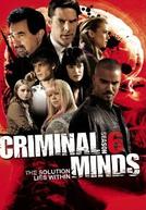 Mentes Criminosas (6ª Temporada)