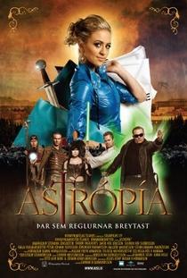 Astrópía - Poster / Capa / Cartaz - Oficial 1