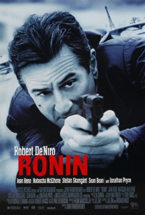 Ronin - Poster / Capa / Cartaz - Oficial 4