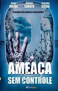 Ameaça Sem Controle - Poster / Capa / Cartaz - Oficial 2