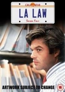 L.A. Law (4ª Temporada) - Poster / Capa / Cartaz - Oficial 1