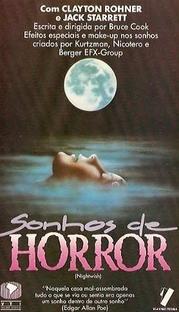 Sonhos de Horror - Poster / Capa / Cartaz - Oficial 5