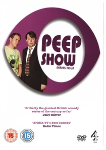 Peep Show (4ª Temporada) - Poster / Capa / Cartaz - Oficial 1