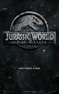 Jurassic World: Reino Ameaçado - Poster / Capa / Cartaz - Oficial 5