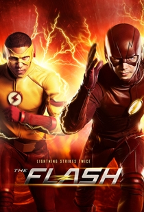 The Flash (3ª Temporada) - Poster / Capa / Cartaz - Oficial 4